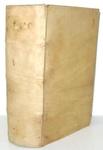 Gerolamo Cagnolo - Commentaria in titulum Digestis de regulis iuris - Colonia 1585 (bella legatura)