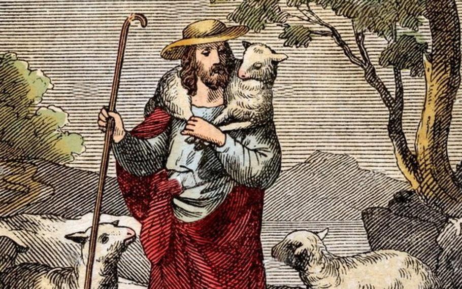 Adrienne von Speyr - Parabola della pecora smarrita