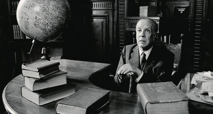 Jorge Luis Borges  - La biblioteca di Babele