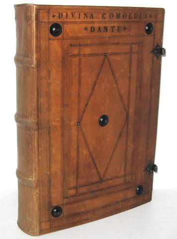 Dante Alighieri - Divina Commedia (edizione del Nasone) - 1578 (con 96 incisioni xilografiche)