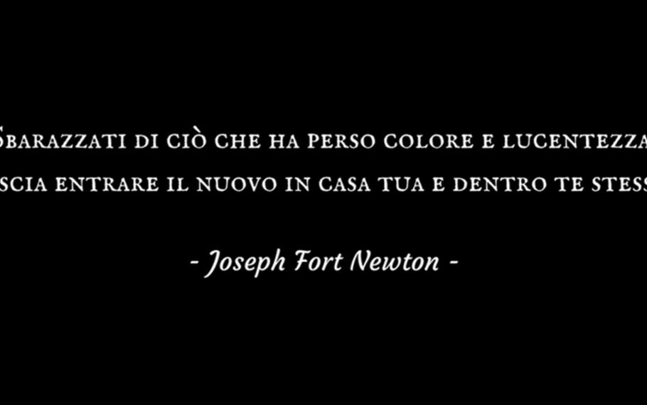 Joseph Fort Newton - Il principio del vuoto