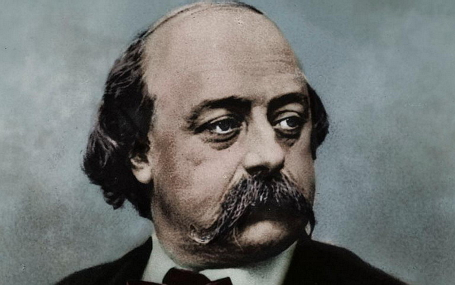 Gustave Flaubert - Le opere che non toccano il cuore