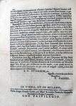 Lettere diplomatiche sulla fine della Grande Alleanza - Milano 1710