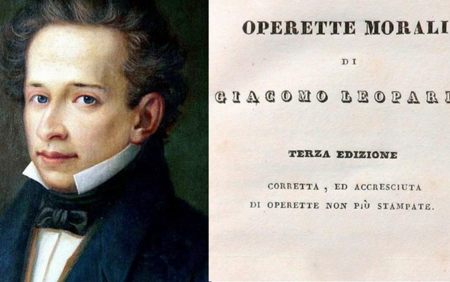 Giacomo Leopardi - Dialogo di un Folletto e di uno Gnomo