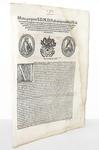 Moto proprio di Pio IV sulle cause fiscali e criminali - Roma, Blado 1565