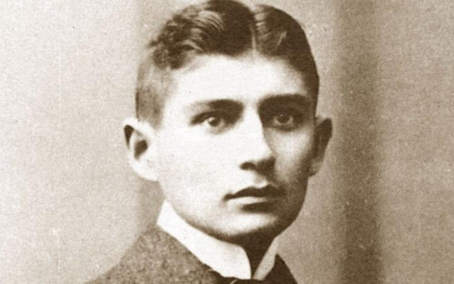 Franz Kafka - Il mondo per me era diviso in tre parti