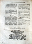 Samuel Pufendorf - De jure naturae et gentium libri octo - 1744