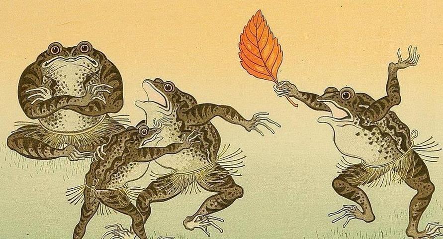 Aurelio Boccafredda - La rana per non chiedere non ebbe la coda
