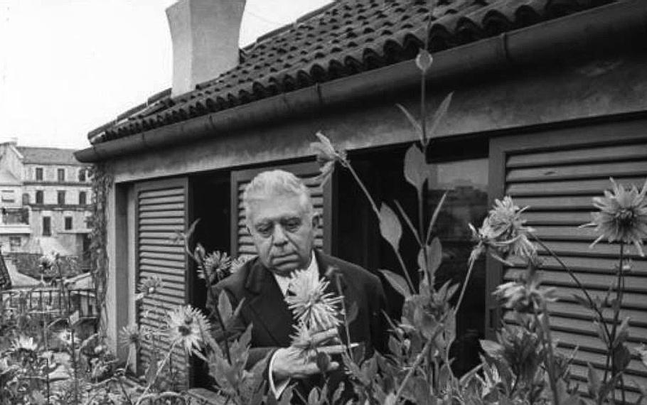 Eugenio Montale - La farfalla di Dinard