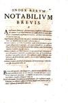 La corporazione dei fornai nel Seicento: Tesaurum artis pistoriae - 1635 (rarissima prima edizione)