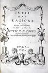Linguet - Memorie sulla Bastiglia - 1783