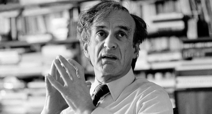 Elie Wiesel - L'opposto dell'amore è l'indifferenza