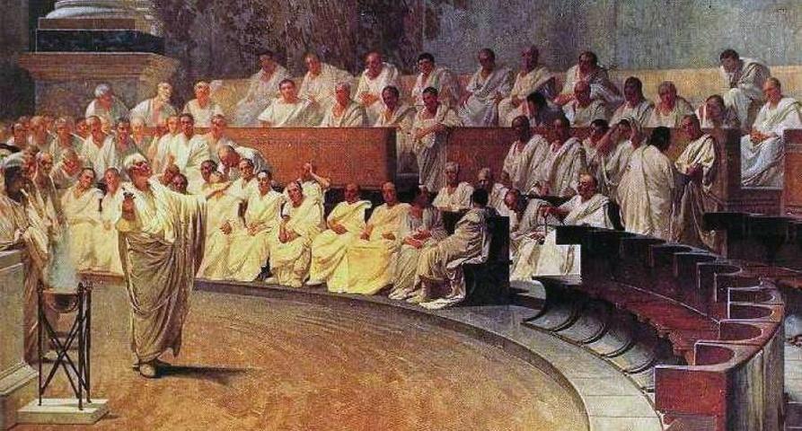 Cicerone - Coltivare le amicizie