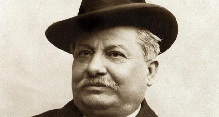 Giovanni Pascoli - Mare