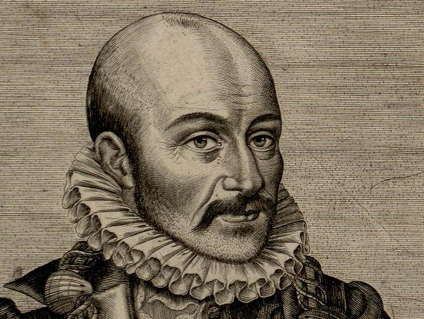 Michel de Montaigne - Non c'è libro per cui io voglia rompermi la testa