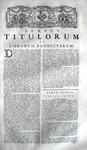 Diritto romano: Antonio Perez - Opera omnia - Venetiis 1783 (in folio)