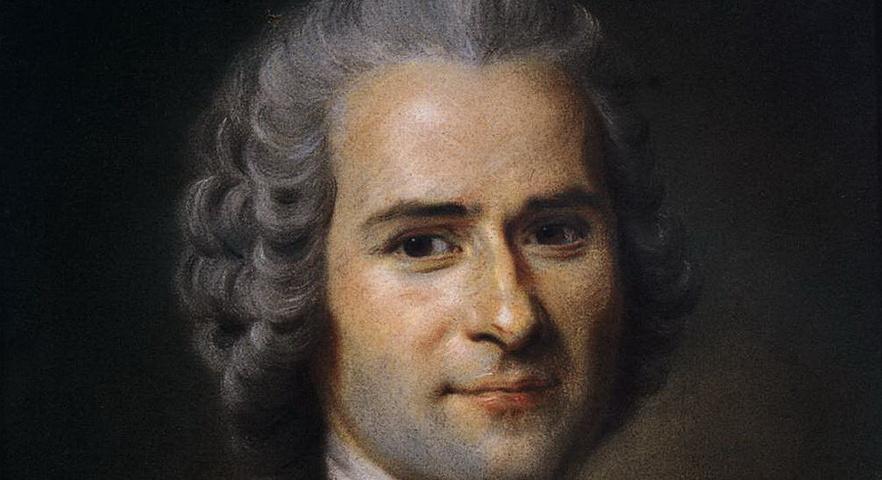 Jean-Jacques Rousseau - Preghiera del diffamato