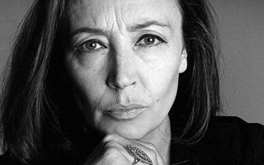Oriana Fallaci - Il linguaggio parlato è per sua natura sciatto e impreciso
