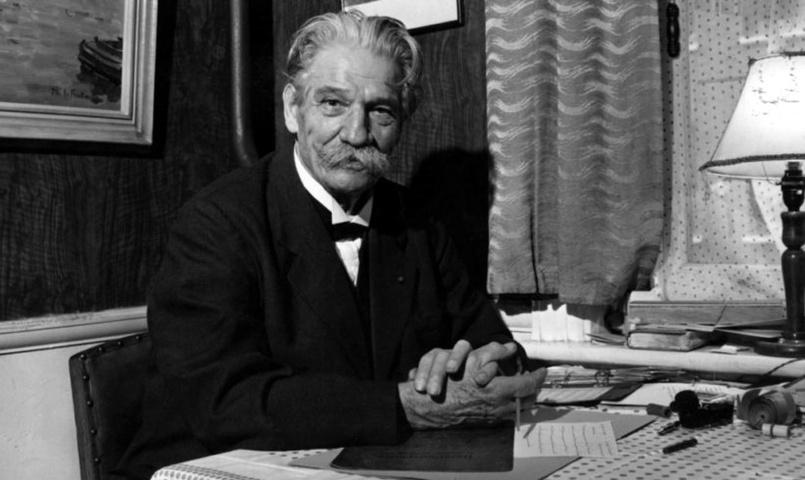 Albert Schweitzer - I liberi individui schiacciati dalla società