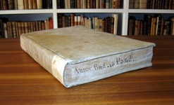 Guillaume Budé - Annotationes in Pandectarum libros - Paris 1521/26 (prima edizione)