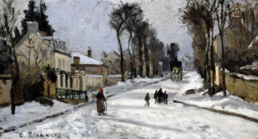 Salvatore Quasimodo - Antico inverno