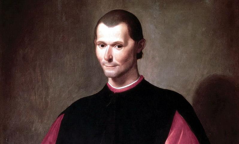 Niccolò Machiavelli - Venuta la sera ritorno a casa ed entro nel mio scrittoio