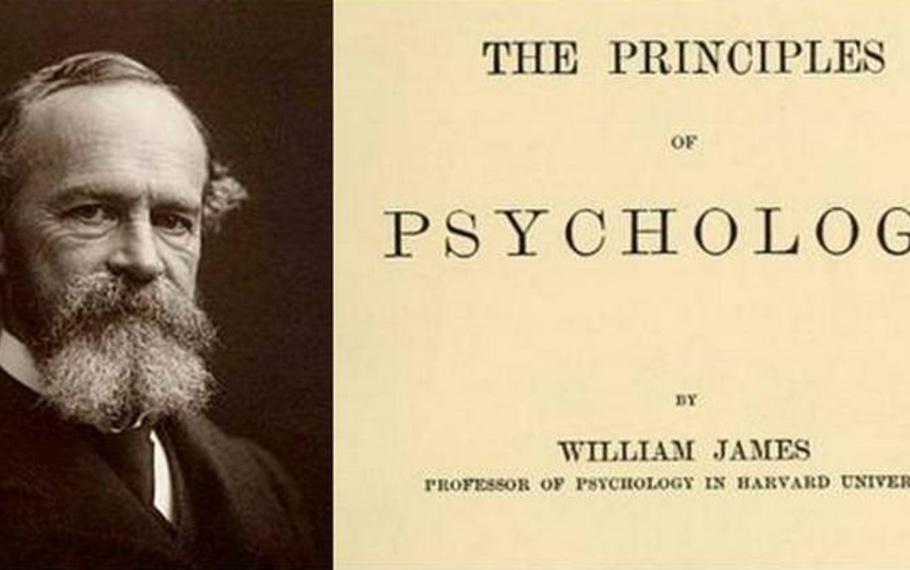 William James - L?abitudine è l?enorme volano della società