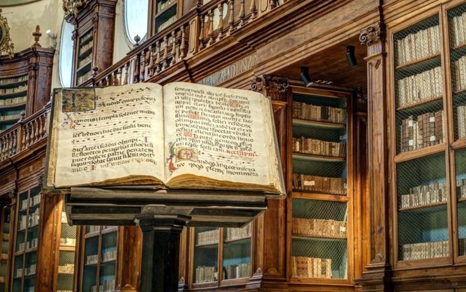 Arthur Schopenhauer - Le biblioteche e la memoria storica