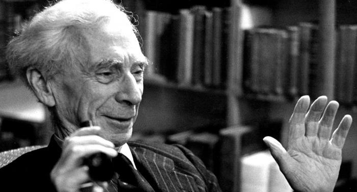 Bertrand Russell - Le cose semplici sono indispensabili per raggiungere la felicità