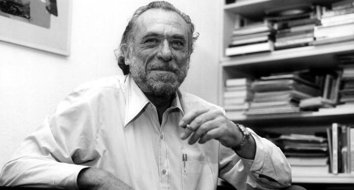 Charles Bukowski - La gente aspetta per tutta la vita
