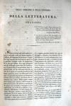 Ugo Foscolo - Prose e poesie edite ed inedite ordinate da Luigi Carrer - 1842