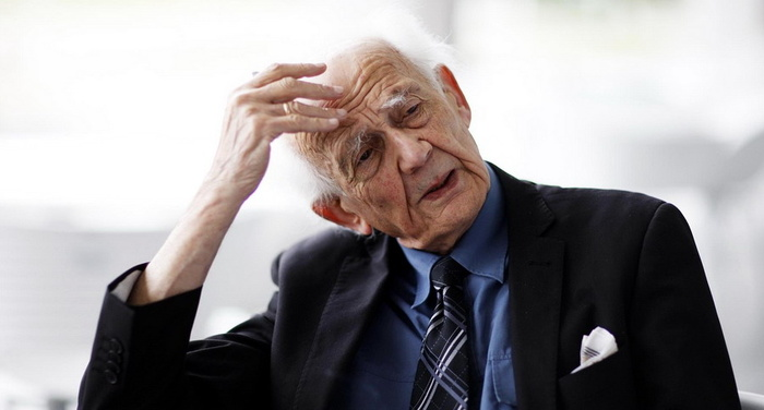 Zygmunt Bauman - Senza umiltà e coraggio non c'è amore
