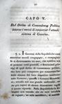 Alberto De Simoni - Del diritto pubblico di convenienza politica - 1807