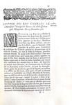 Concilio di Trento: Dupuy - Instructions et lettres des rois et de leurs ambassadeurs - A Paris 1654