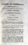 Jean Baptiste Sirey - Codice di commercio