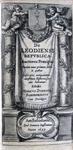 Mark Zuerius Boxhorn -  De Leodiensi Republica - 1633
