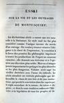 Montesquieu - Oeuvres
