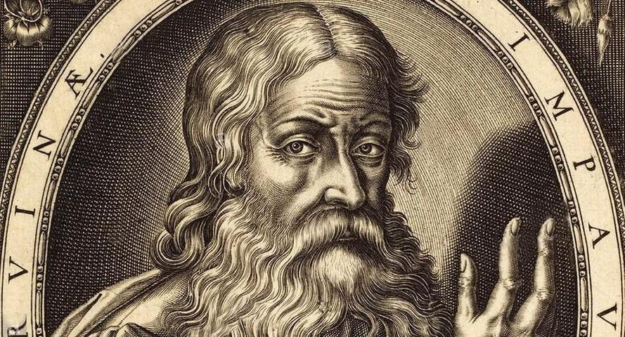 Seneca - L'arrossire non deriva da debolezza di spirito