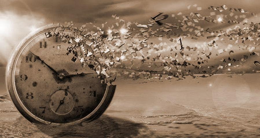 Seneca - Il tempo scorre velocissimo, la nostra vita è un attimo