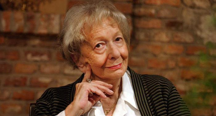 Wislawa Szymborska - Elogio dei sogni