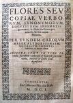 Miscellanea di dieci opere giuridiche edite in Germania tra il 1598 e il 1602