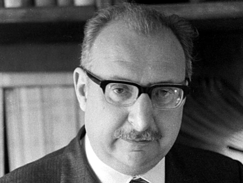 Giorgio Manganelli - Nella mia vita ho sempre praticato il peccato di lussuria libraria