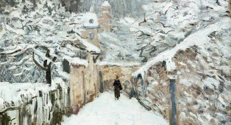 Attilio Bertolucci - La neve
