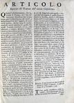 Lettera di Maria Teresa d'Austria agli elettori dopo l'incoronazione del 1740