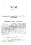 Nelli - Il re dei cuochi, ossia l'arte di mangiare al gusto degli italiani - Firenze, Salani 1884