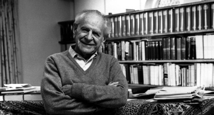Karl Popper - Tutta la vita è risolvere problemi