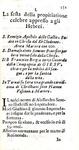 Lunario seicentesco: Nicolas Caussin - Effemeride astrologica et historica opera curiosissima - 1652