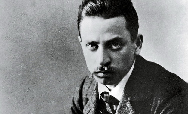Rainer Maria Rilke - Sotto la neve