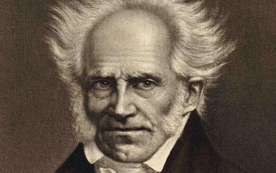 Arthur Schopenhauer - Nessun essere, eccetto l'uomo, si stupisce della propria esistenza