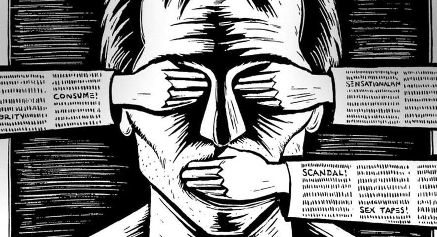 Bertrand Russell - La censura sulle opinioni trascina il mondo nella discordia